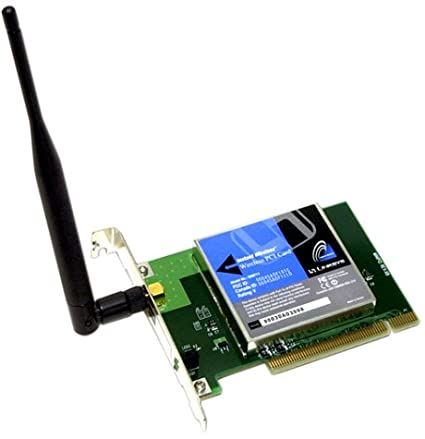 LINKSYS WMP11 WIRELESS PCI WINDOWS 10 DRIVER