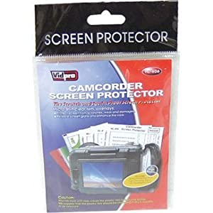 Vidpro Digital Camera/Camcorder Screen LCD Protectors (1.7-4.0 In)