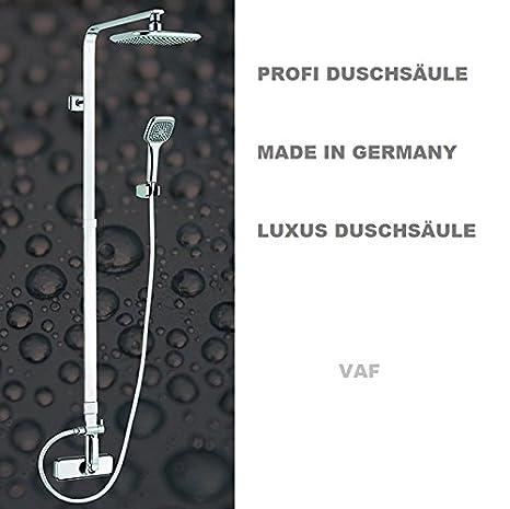 VAF profesional columna de ducha – Sistema de ducha con grifo Set ...