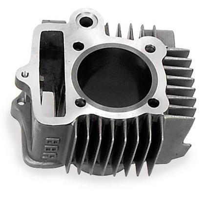 BBR Motorsports 52mm Aluminum Cylinder for 88cc Super-Pro Bore Kit 411-HXR-5250