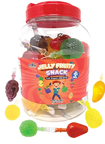 Fusion Select Jelly Fruity Snack Tik Tok Challenge