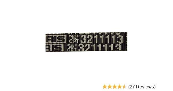 For Ebs Clutch Qty 1 Polaris Orv Drive Belt Genuine OEM Part 3211113