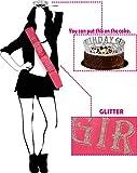 Birthday Decorations, Happy Birthday, Birthday Girl Sash and Tiara, Birthday Girl Headband, Birthday Girl Accessories, Happy Birthday Party Supplies, Favors, Decorations
