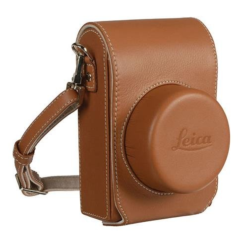 Leica 18821 D-Lux (Typ 109) Camera Bag (Cognac)