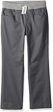 Amazon Brand - Spotted Zebra Boys Pull-On 5-Pocket Pants