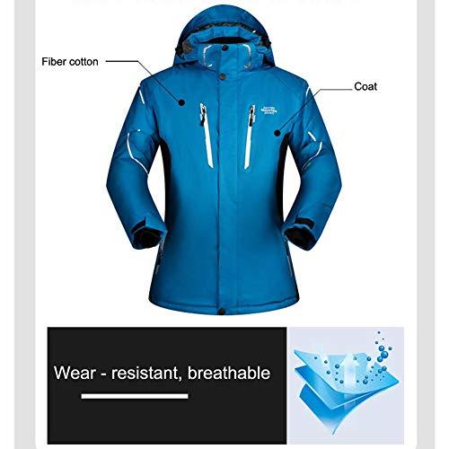normani Unisex Regenhose 6000 mm wasserdicht Winddicht und atmungsaktiv mit Rei/ßverschlusstaschen f/ür Damen und Herren Farbe Navy Gr/ö/ße XL