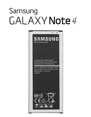 OEM Replacement Battery for Samsung Note 2 Note 3 Note 4 Galaxy S3 S4 S5 (Note 4)