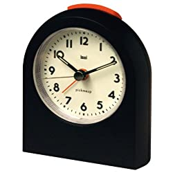 Bai Pick-Me-Up Alarm Clock, Black
