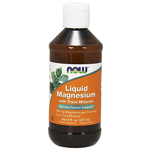 NOW Liquid Magnesium with Trace Mineral