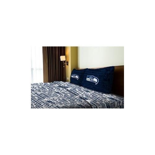 seahawks full bedding - 4