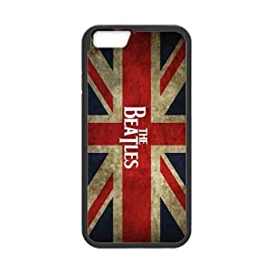 [Perfect-Fit] iPhone 6 Case, [Beatles] iPhone 6 (4.7) Case Custom Durable Case Cover for iPhone6 TPU case(Laser Technology)