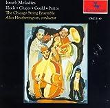 Bloch / Gould/ Partos / Chajes - Israeli Melodies