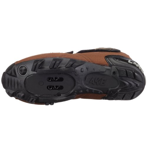 Lake MX 156 070039L, Scarpe da ciclismo unisex adulto marrone