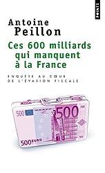 Ces 600 milliards qui manquent à la France : Enquête au coeur de l'évasion fiscale