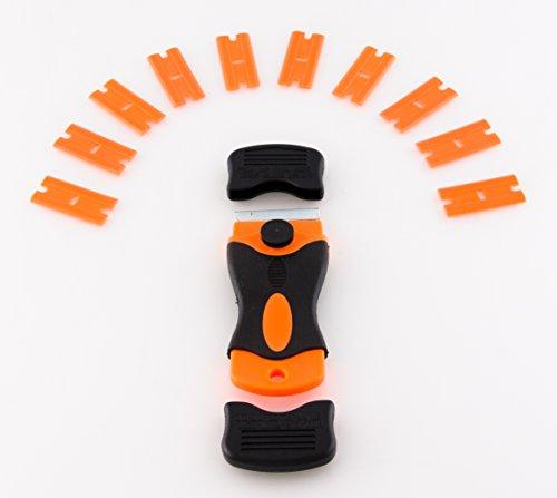Plastic Blades Sticker Remover Scraper