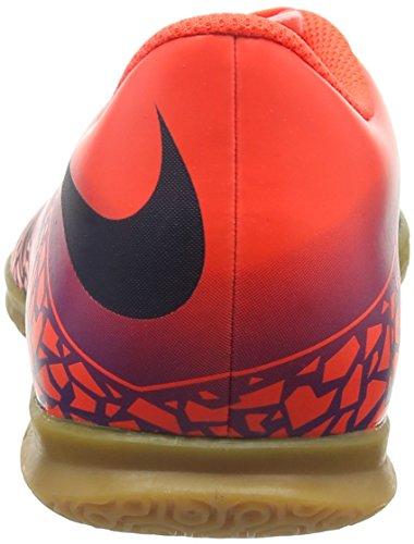 Nike 749890-845, Botas de Fútbol para Hombre Varios colores (Total Crimson / Obsidian-Vivid Purple)