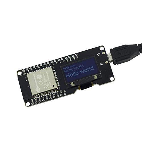Módulo WiFi ESP32 Bluetooth com Display Oled
