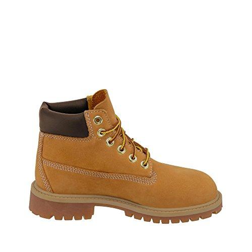 In Classiques enfant Boot Bottes Marron WP Classic Premium Timberland 6 6 Mixte twpTgqg