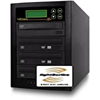 Copystars CD-DVD Duplicator lightscribe Sata 24 DVD lightscribe burners drives 1 to 3 128mb buffer