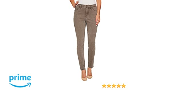 8bdeeab1f3d1 Jag Jeans Women's Gwen High Rise Skinny Pant, Falcon, 0 at Amazon ...