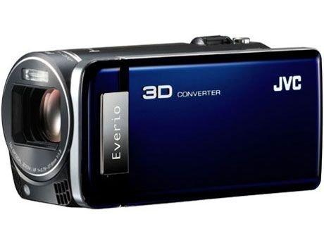 JVCケンウッド JVC 64GBハイビジョンメモリームービー オーロラブラック GZ-HM990-Bの商品画像