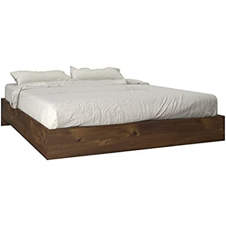 Nocce Full Size Bed 401254 From Nexera Truffle Replacing 401218