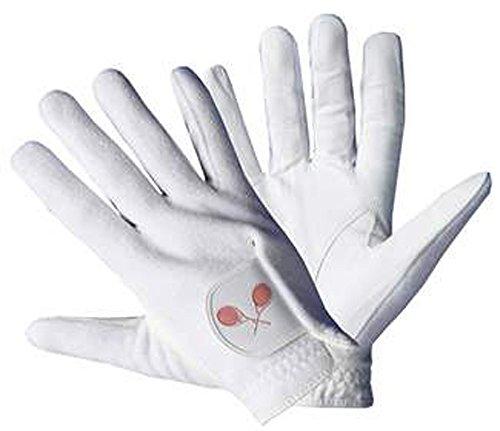 Tourna Men's Full Finger Tennis Glove-Right Hand, ()