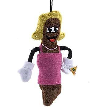 Mrs. Hankey Plush Ornament