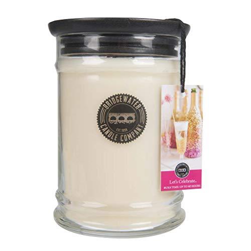 Bridgewater Candle 18oz Large Jar - Let's Celebrate