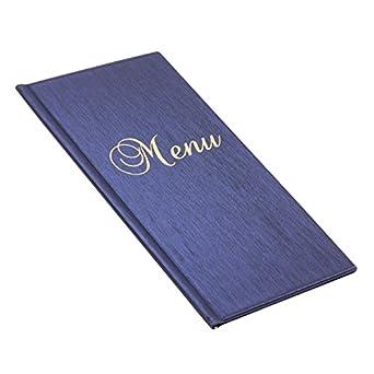DWA Carta Menú de Mesa Restaurante Pub Hotel Catering ...