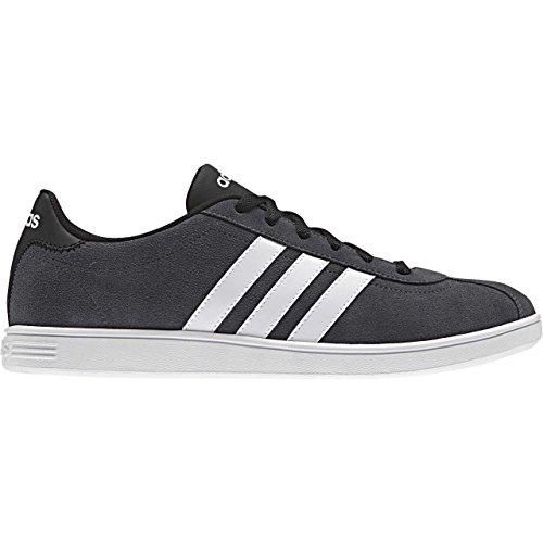 EU 40 Herren Vlcourt Mehrfarbig Weiß Sneaker adidas 4fqXR