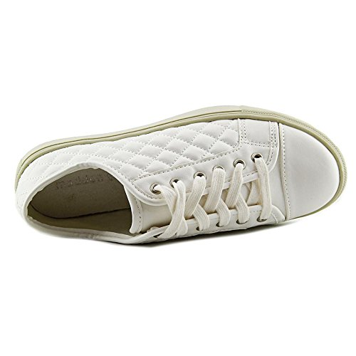 Madden Girl Womens Evettee Low Top Lace Up Fashion Sneakers White qUoD8exsSB