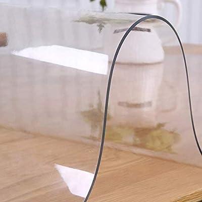 HUJSH Protector De PVC Impermeable para Mantel, Mesa, Mesa De ...