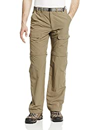 Men's Trail 34-Inch Inseam Convertible Pant