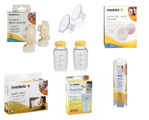 Medela Freestyle Breastpump Starter Set by Medela