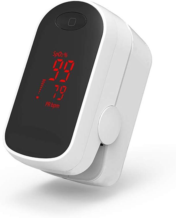 ZL Monitor Oxímetro de Pulso de Dedo Monitor de Pulso Monitoreo de la frecuencia respiratoria del sueño Monitor de Ritmo cardiaco en el hogar
