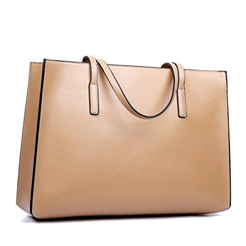 Bolsa Zhi Bolso Funciones Múltiples Capacidad Compras Gran Wu Gold De Fashion Hombro Lady Mano 8UvqWFwd
