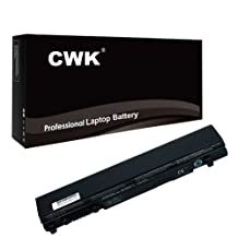CWK® New Replacement Laptop Notebook Battery for Toshiba Portege R705 R705-P25 R835 R845-S80 PA3832U-1BRS PABAS236 Toshiba R730 R731 R741 R945 R940 R630 R800 PABAS265 PABAS250 PABAS251 Toshiba Portege R835 p55x PA3932U-1BRS PA3932U-1BAS PA5043U-1BRS PA3931U-1BRS PA3930U-1BRS PA3931U-1BAS