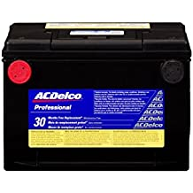 ACDelco 78PSHR Professional BCI Group 78 Battery
