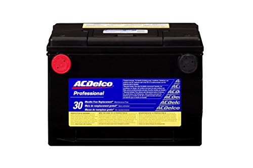 ACDelco 78PSHR Professional BCI Group 78 Battery by ACDelco