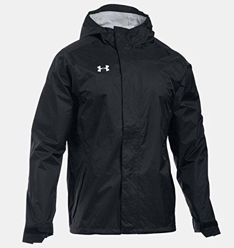 Under Armour Men's Ace Rain Jacket (XX-Large, Black)