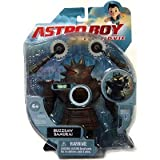 Astro Boy The Movie Series 6 Inch Tall Light-Up Action Figure - Buzzsaw Samurai with Extra Pair of Saw Hands