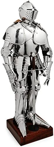 Mini Medieval Suit of Knights Armor High Quality for Home and Office Decoration