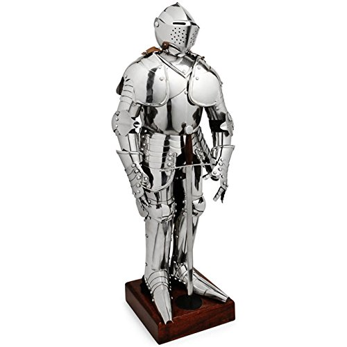 Swordmaster - Mini Medieval Suit of Knights Armor High Quality for Home and Office Decoration