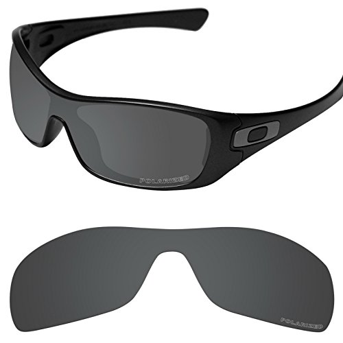 2403a14e63 Tintart Performance Replacement Lenses for Oakley Antix Polarized  Etched-Carbon Black