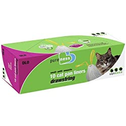 Cat Pan Liners [Set of 3] Size: Small (10 Pack)