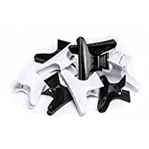 Fromm International Diane Large Butterfly Clips, 12 Per Bag