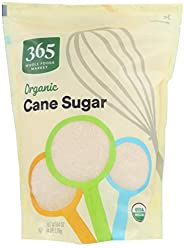 365 by Whole Foods Market, Organic Cane Sugar, 64 Ounce (Packaging May Vary)