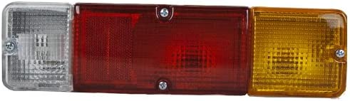 Partslink Number SZ2801101 OE Replacement Suzuki Samurai Passenger Side Taillight Assembly Unknown