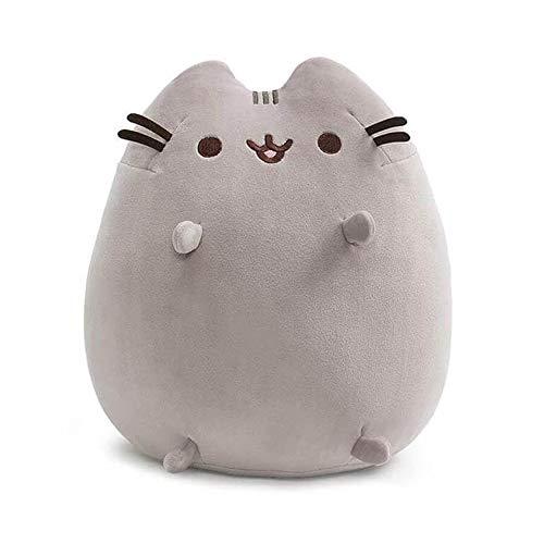 GUND Pusheen Squisheen Sitting Plush Cat, 11